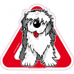 Bobtail on board - Stickers