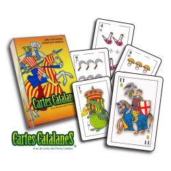 Catalan cards game