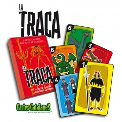 The card game LA TRACA