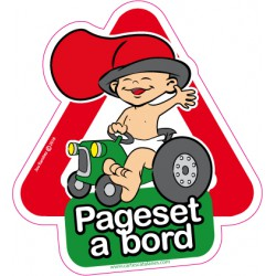 Pageset a bord